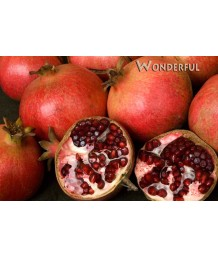 Fruit Pomegranate Wonderful